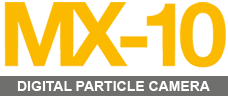 Particle camera - logo of the detector